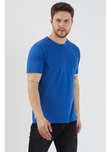 Slazenger Slazenger SANDER Erkek T-Shirt Saks  Saks